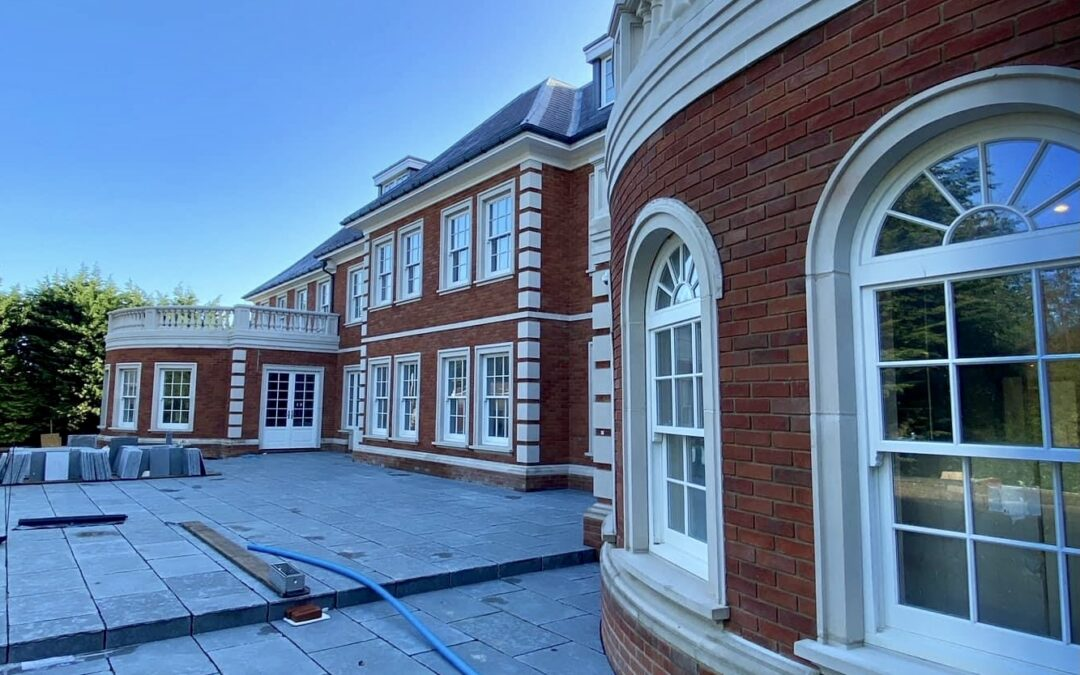 Sustainable Vision – 1,500m2 London Residence